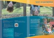 Folder Speel- en sportplekken (pdf, 2.14 MB) - Gemeente Katwijk