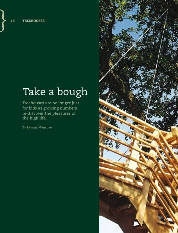 Take a bough - One World Publications