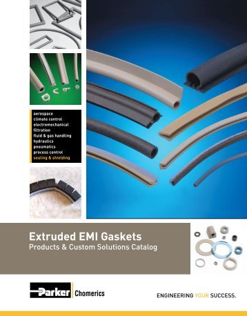 Chomerics Extruded EMI Gaskets - INSCO Group