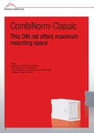 CombiNorm-Classic - Bopla