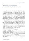 Gemeinsam für das Evangelium - Martin Bucer Seminar - Seite 3