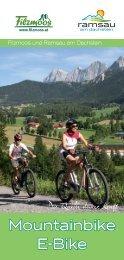 Bike Tour - Central Filzmoos