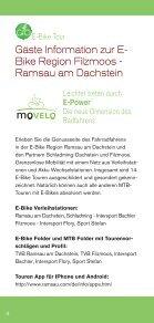 Bike Tour - Central Filzmoos - Seite 4