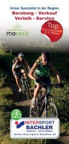 Bike Tour - Central Filzmoos - Seite 6
