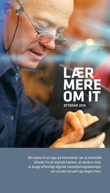 LÆR MERE OM IT - Aarhus Kommunes Biblioteker