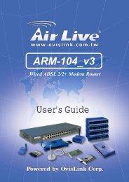 ARM-104 v3 - AirLive