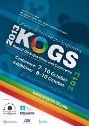 Kogs 2013 Ebrochure - Allworld Exhibitions