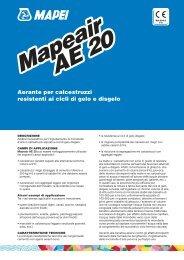 MAPEAIR AE 20 - Crocispa.it