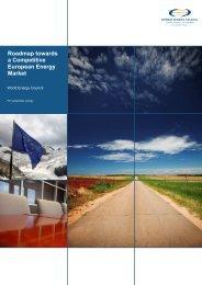 Roadmap towards a Competitive European Energy Market