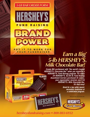 View Order Form - Hershey's