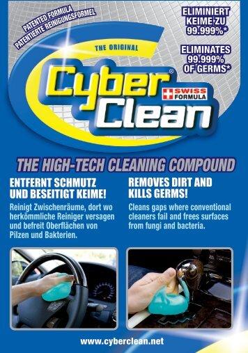 Cyber Clean Car