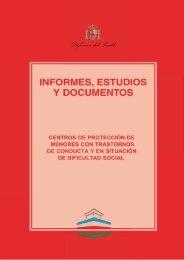 Centros de Protección de Menores con Trastornos de Conducta y ...