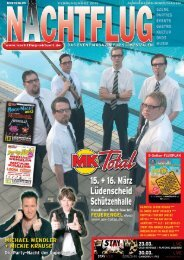 NF 02-13 NORD komplett - Nachtflug-Magazin