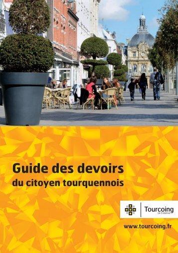 Guide des devoirs du citoyen tourquennois - Tourcoing