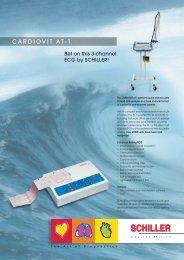 Cardiovit AT-1 Brochure - Claflin Medical Equipment