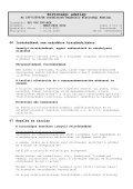 Biztonsági adatlap - Page 6
