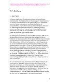 Praxisforschung nutzen, politische Bildung weiterentwickeln - Page 6