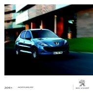 206+ - Peugeot