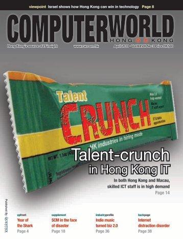 Computerworld Hong Kong - enterpriseinnovation.net