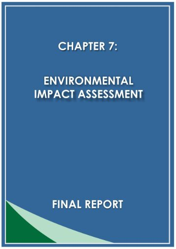 Environmental Impact Assessment - Enviro Dynamics Namibia