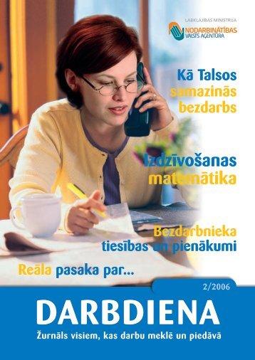 jūlijs - Nodarbinātības Valsts Aģentūra