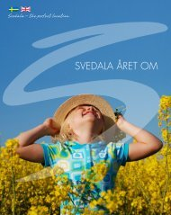 Ta en titt i broschyren - Svedala kommun