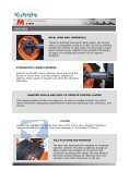 Kubota Tractors M Series Special Utility M4800 Features - Page 2