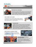 Kubota Tractors M Series Special Utility M4800 Features - Page 3