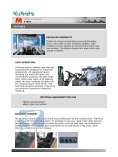 Kubota Tractors M Series Special Utility M4800 Features - Page 5