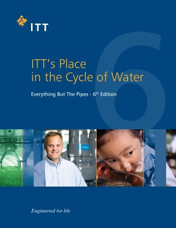 ITT's Place in the Cycle of Water - Water Solutions