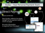 Xsolla – Your Personal Payment Team - I-Newswire