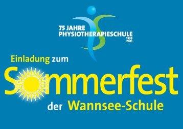 der Wannsee-Schule S mmerfest - Wannsee-Schule e.V.