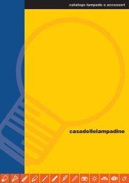 Catalogo lampade e accessori - Casa delle Lampadine