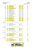 Uitslag van meeting nr. 117 Pagina 1 AAS-Criterium 12/05/2013 's ... - Page 6