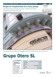 Reportaje: OTERO TELCOM, S.L.: Empresa Gacela - Ardan