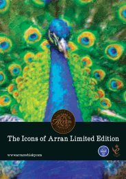 The Icons of Arran Limited Edition - Isle of Arran
