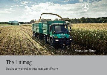 The Unimog - Mercedes-Benz