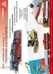 3 Sets zum Super Preis - Modellbahnshop Sebnitz