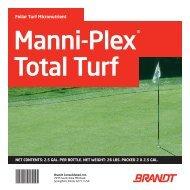 Manni-Plex Total Turf - Brandt