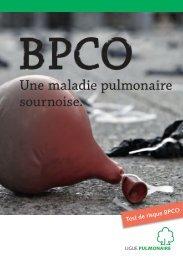 Test de risque BPCO - Lungenliga