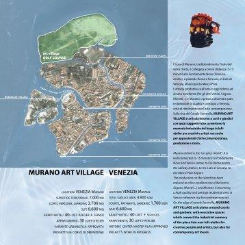 MURANO ART VILLAGE VENEZIA - Nova Marghera