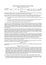 Statuto tipo Onlus - Federazione Ciclistica Italiana