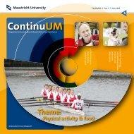 Theme: - Alumni - Maastricht University