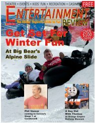 Get Set For Winter Fun Get Set For Winter Fun - Inland ...