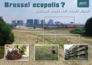 Bevolkingsdichtheid van het Brussels Hoofdstedelijk Gewest - Bral