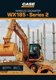 WX 185 Series2 - Case Construction