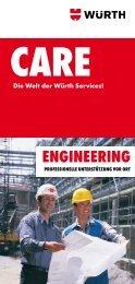CARE-Folder Engineering - Würth