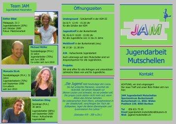 Leitbild Jugend Mutschellen - Gemeinde Berikon