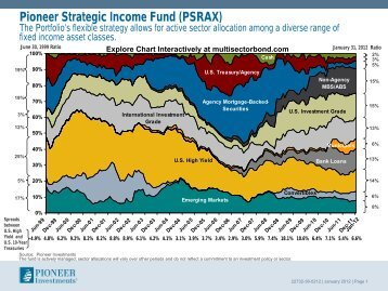 January 2012 - Pioneer Investments