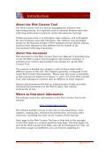 User Manual - Web Curator Tool - SourceForge - Page 4